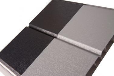kunststoff paneele f au en z une sichtschutzelemente. Black Bedroom Furniture Sets. Home Design Ideas