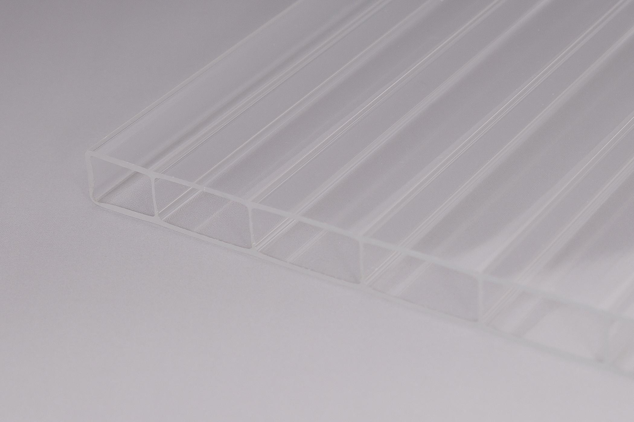 16mm doppelstegplatten acrylglas 16 32 glasklar z une. Black Bedroom Furniture Sets. Home Design Ideas