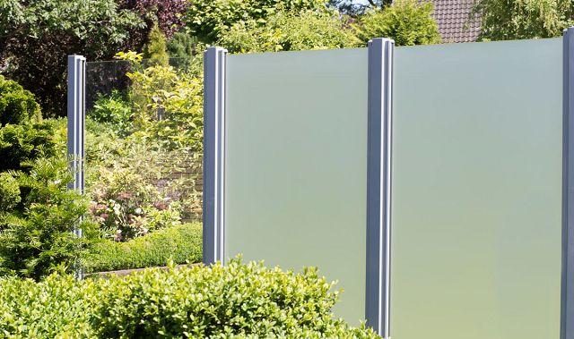 grojaambiente glas sichtschutzelement senkrecht 120x180 satiniert z une sichtschutzelemente. Black Bedroom Furniture Sets. Home Design Ideas