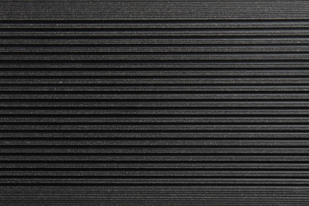 grojasombra wpc terrassendiele geriffelt 162x28 graphite. Black Bedroom Furniture Sets. Home Design Ideas