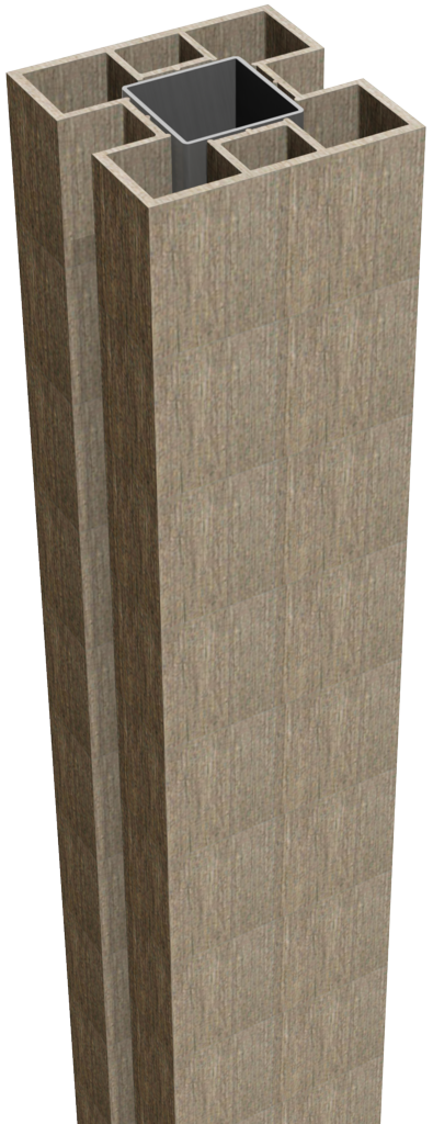 grojatocar stecksystem pfosten zum einbetonieren 150 stahlverst rkt z une. Black Bedroom Furniture Sets. Home Design Ideas