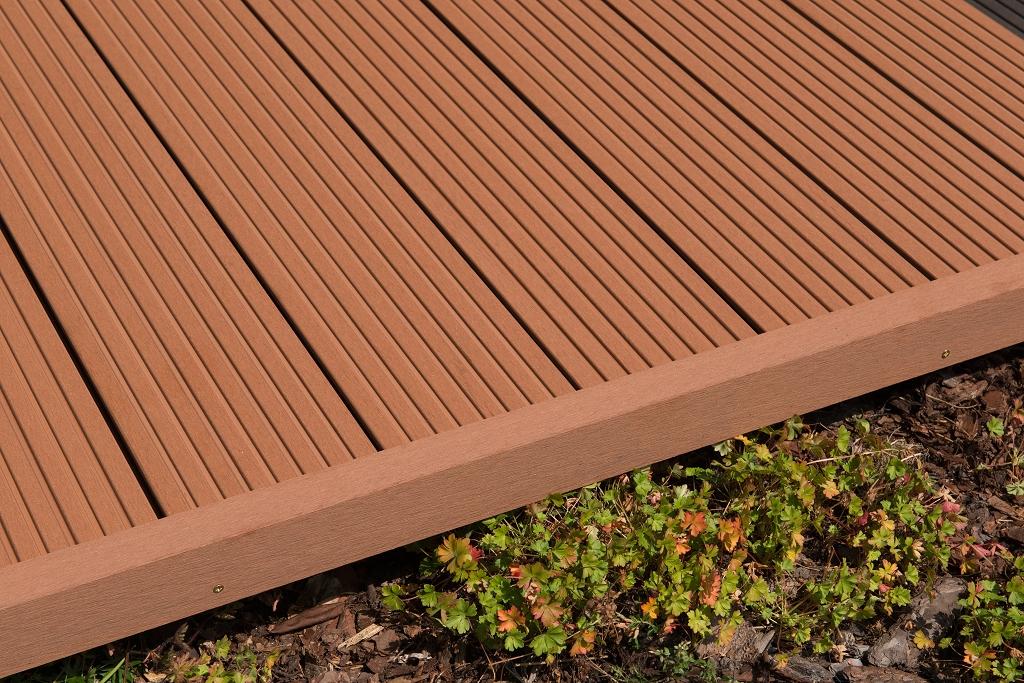 Sichtschutzelemente Kunststoff : Sichtschutzelemente Kunststoff Grau  moderner Terrassensichtschutz in