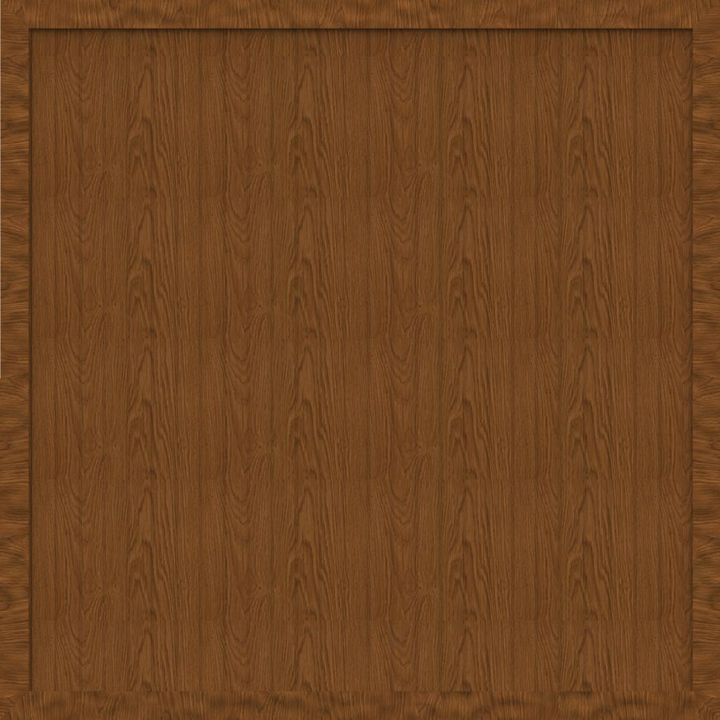 BasicLine Sichtschutz Typ A180 Holzdekor 180x180 cm