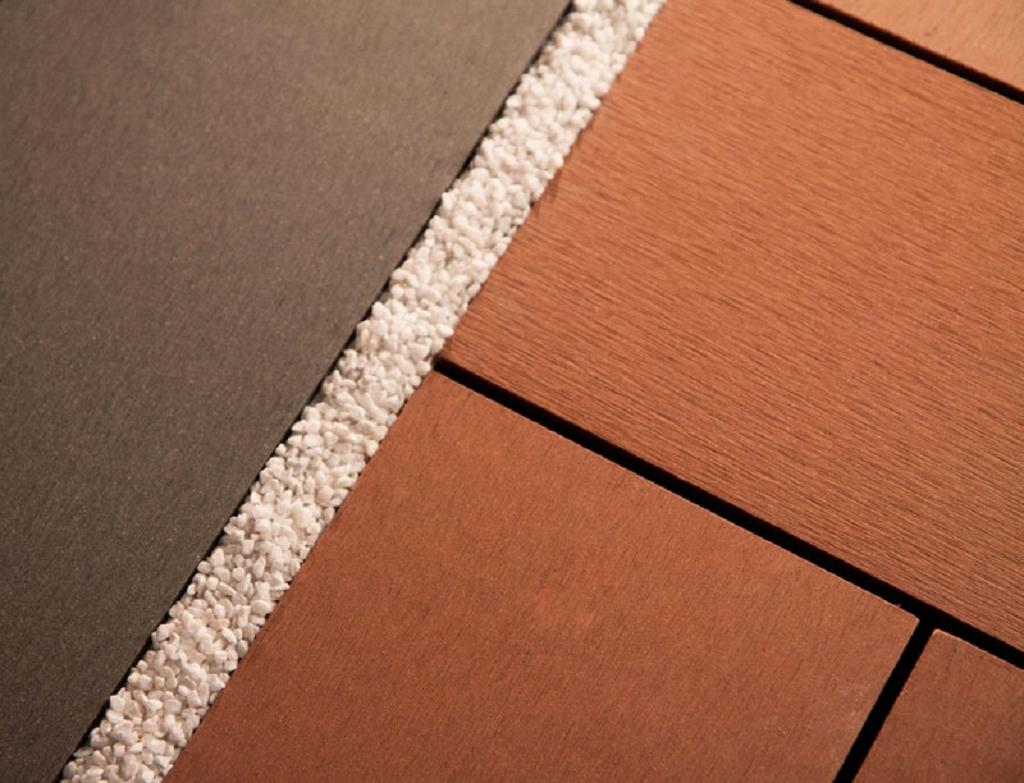 Sichtschutzelemente Kunststoff : Sichtschutzelemente Kunststoff Grau  WPCZäune, Terrassendielen und