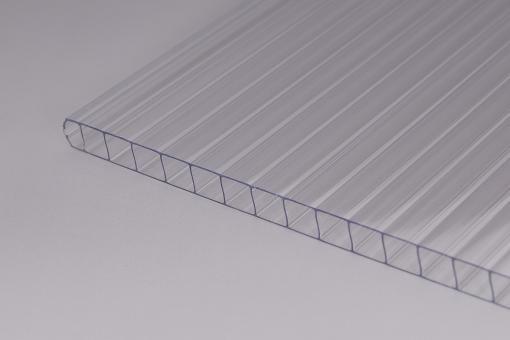 Doppelstegplatte Polycarbonat 8 mm