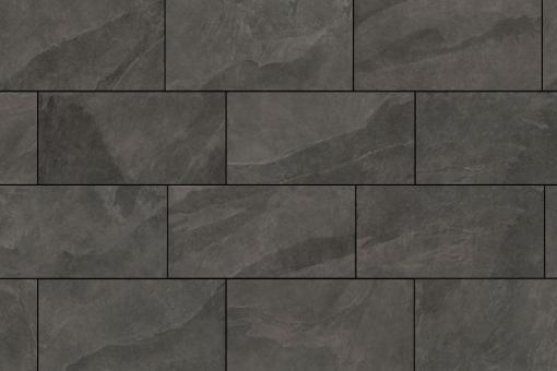 Terrassenplatten Feinsteinzeug Ardesia anthrazit 45x90x2 cm