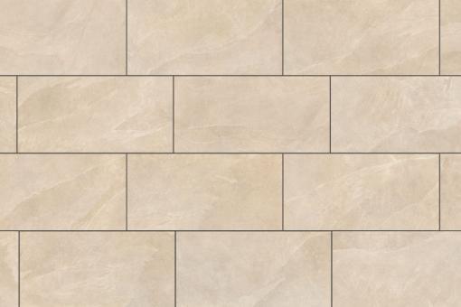 Terrassenplatten Feinsteinzeug Ardesia beige 45x90x2 cm