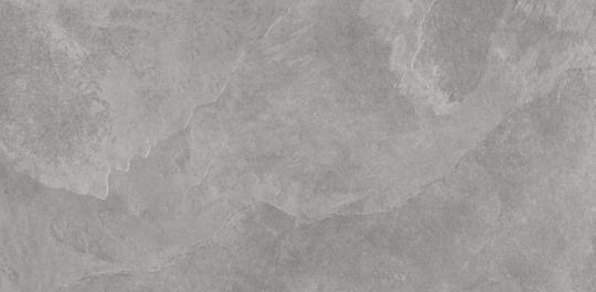 Terrassenplatten Feinsteinzeug Ardesia grau 45x90x2 cm