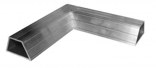 Eckverbinder für BIG Isostep inkl. Schrauben  (VE 2 Stk.)