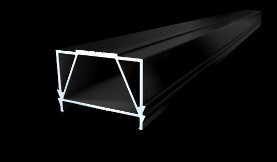 BIG Isostep Alu-Unterkonstruktion 64x45x4000 mm