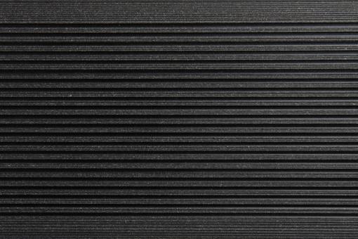 GrojaSombra WPC-Terrassendiele geriffelt 162x28 Graphite Black
