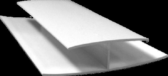 H-Profil für GJ N+F Profile 9 mm