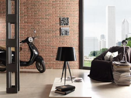 Steinoptik-Paneel Brick Rustico