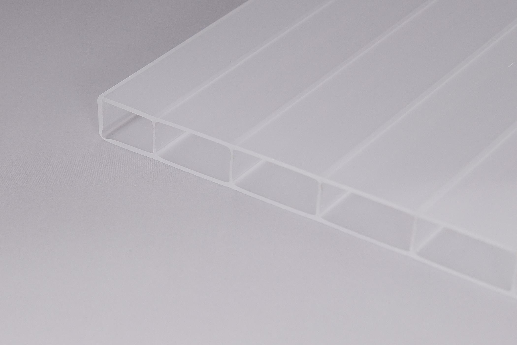 16mm doppelstegplatten acrylglas 16 32 weiss opal dachplatten z une sichtschutzelemente im. Black Bedroom Furniture Sets. Home Design Ideas