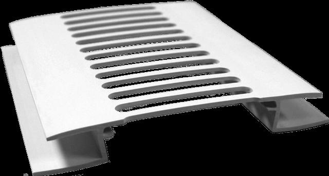 zusatzprofil gj 9 mm l ftungsprofil z une sichtschutzelemente im onlineshop. Black Bedroom Furniture Sets. Home Design Ideas