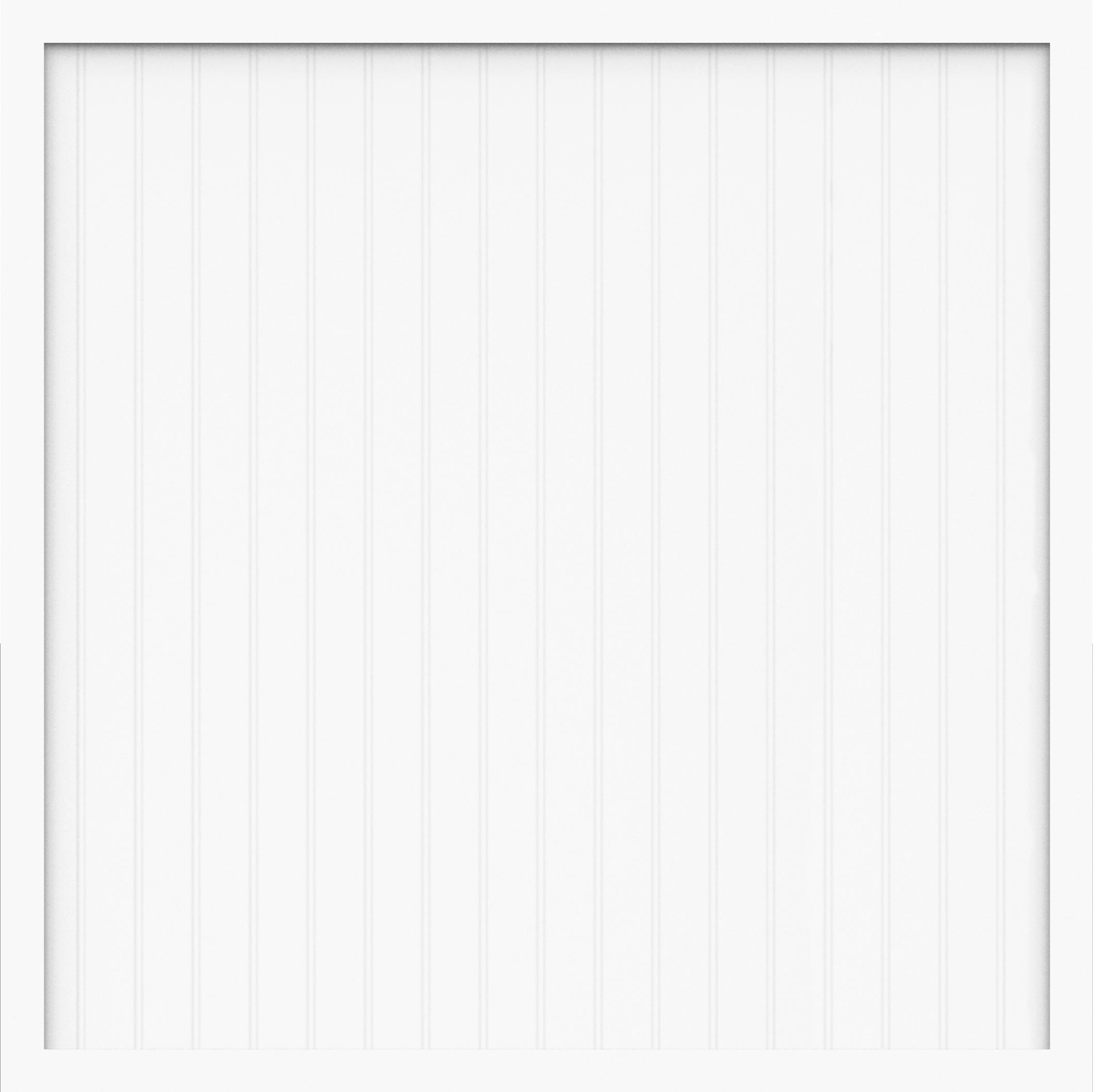 basicline sichtschutz typ a180 weiss 180x180 cm windschutz z une sichtschutzelemente im. Black Bedroom Furniture Sets. Home Design Ideas