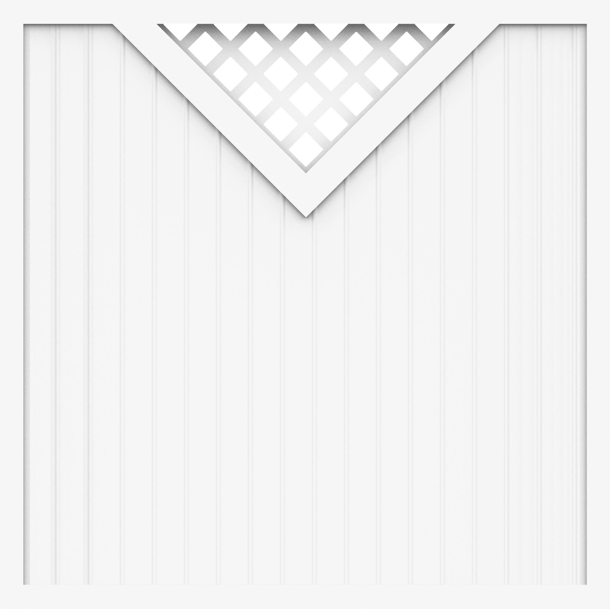 basicline sichtschutz typ b180 weiss 180x180 cm z une sichtschutzelemente im onlineshop. Black Bedroom Furniture Sets. Home Design Ideas